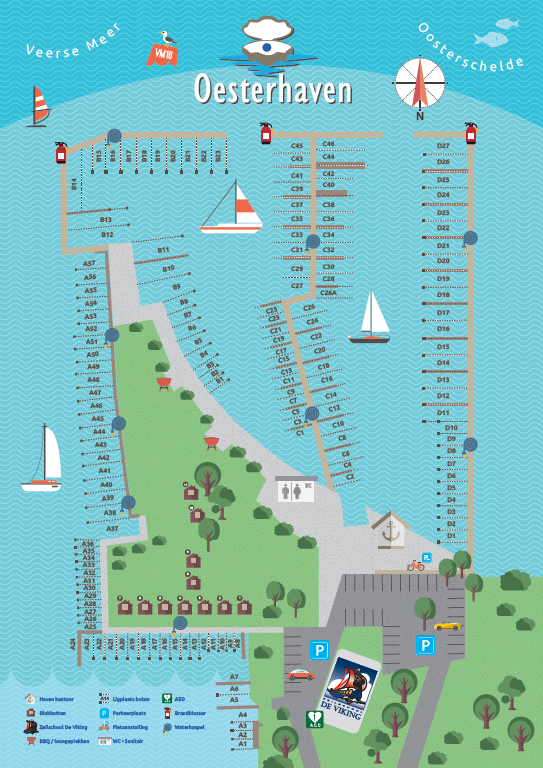 Havenplattegrond 2016 klein